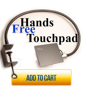 ETPA Hands Free Ergonomic Touchpad