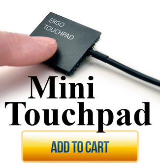 ETPA Mini Ergonomic Touchpad